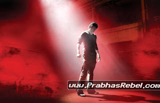 Prabhas Rebel First Look pics