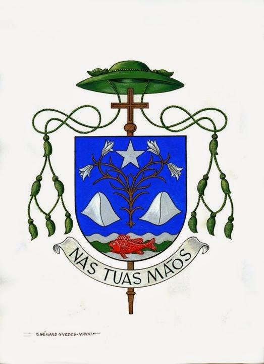 Brasão da diocese do Mindelo