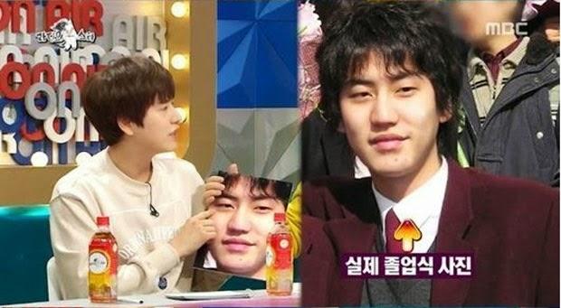 Kyuhyun Super Junior Mengaku Melakukan Operasi Plastik di Bagian Mata