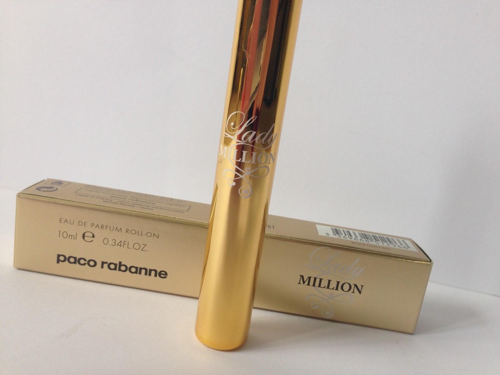 million lady perfume