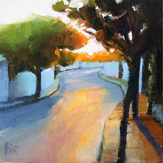 Early Sun by Liza Hirst