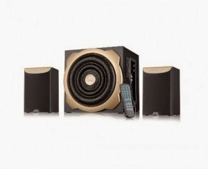 Buy F&D A520U 2.1 Multimedia Speaker Rs 2,985 only at Snapdeal