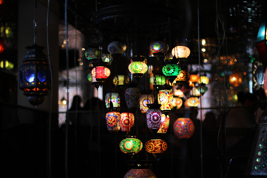 bazar rotterdam LAMPS