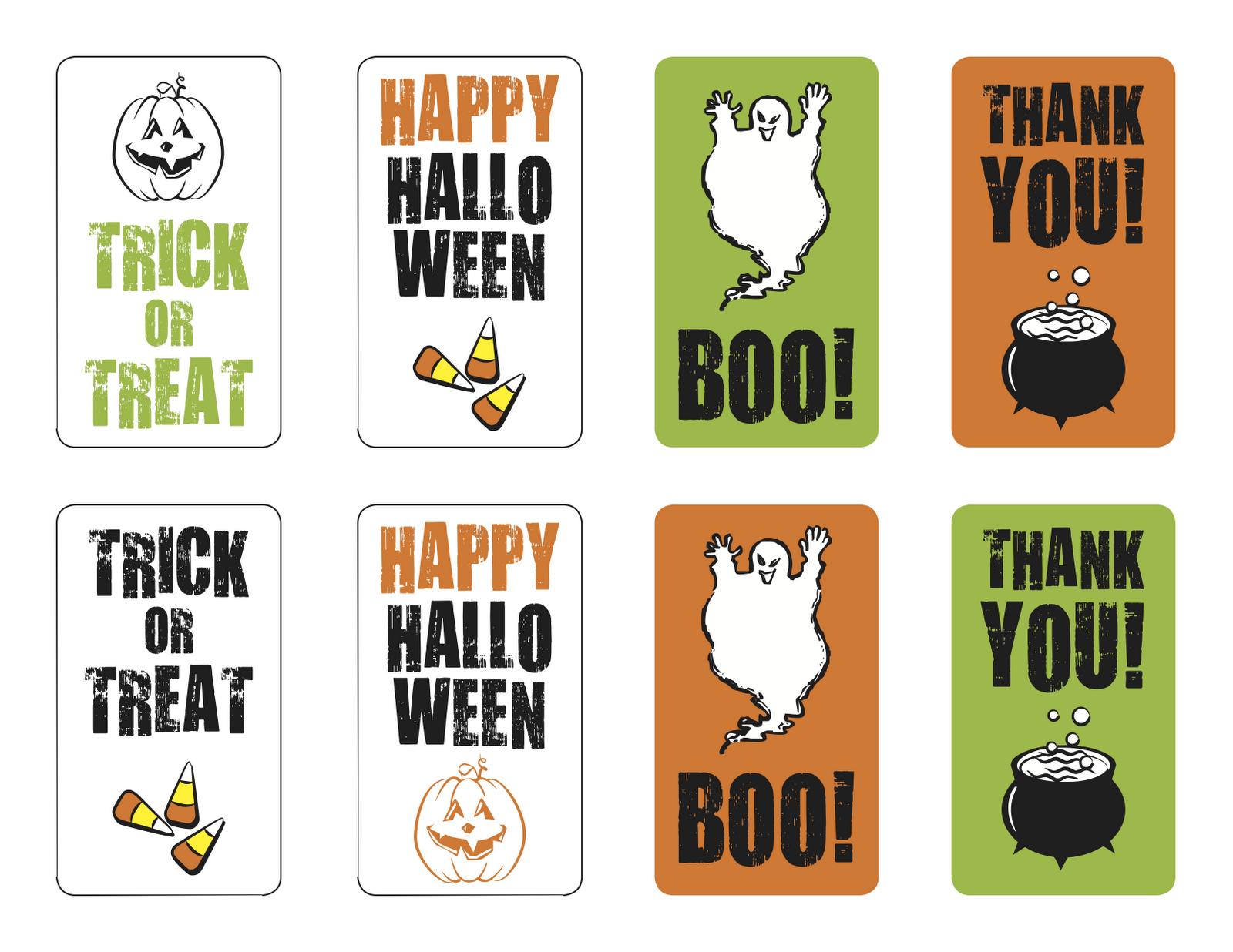 Halloween Printable #3 - It Bakes Me Happy