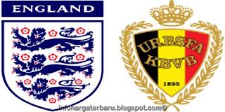 Prediksi Inggris vs Belgia Skor Hasil | Sabtu 2 Juni 2012 Friendly Match