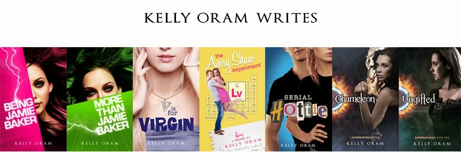 Kelly Oram: Blog Edition