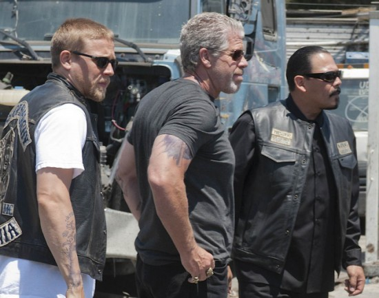 Sons of Anarchy Season 4 Episode 9 - Kiss