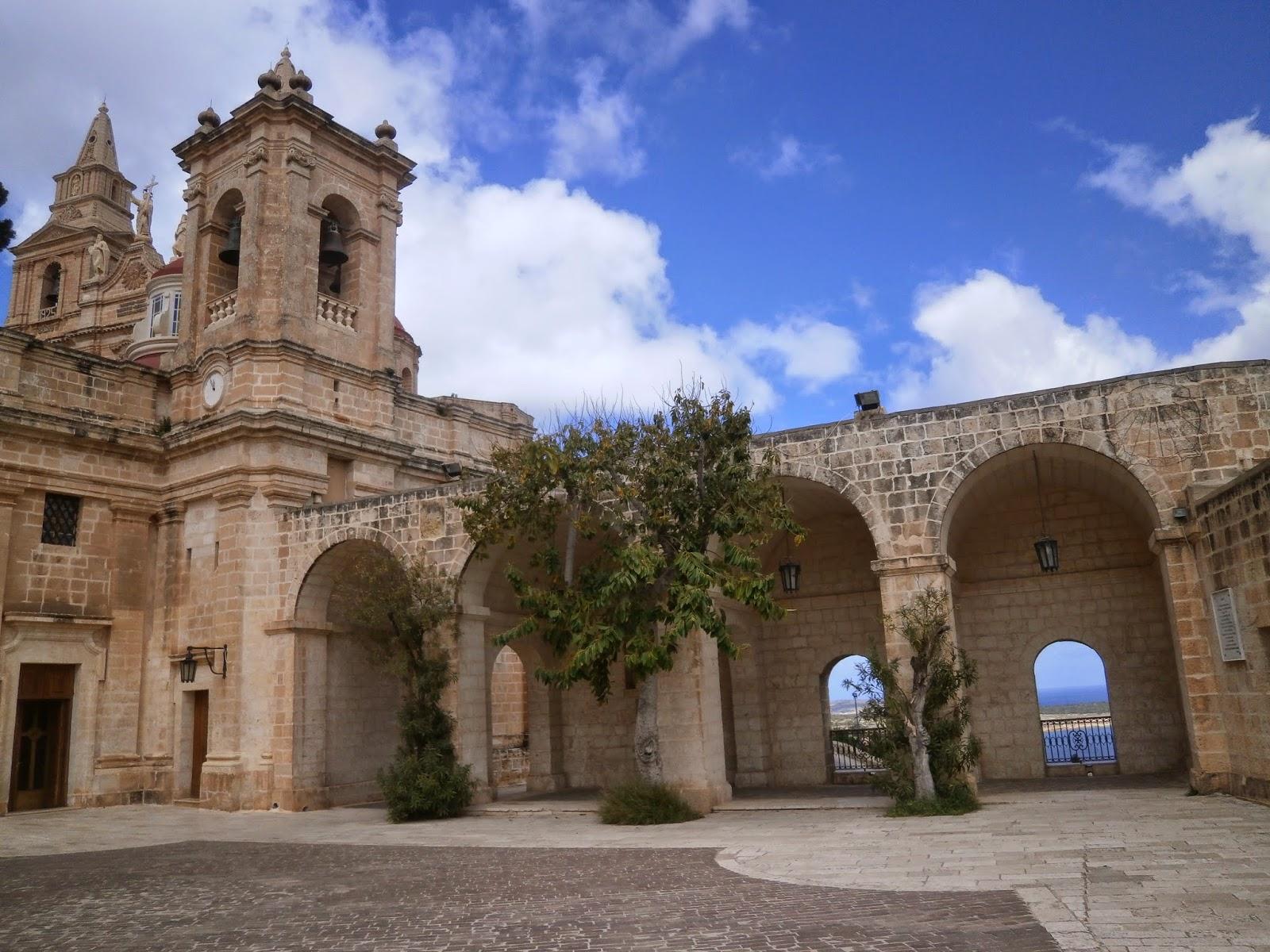 Kościół Św. Maryi, Melieha, Malta