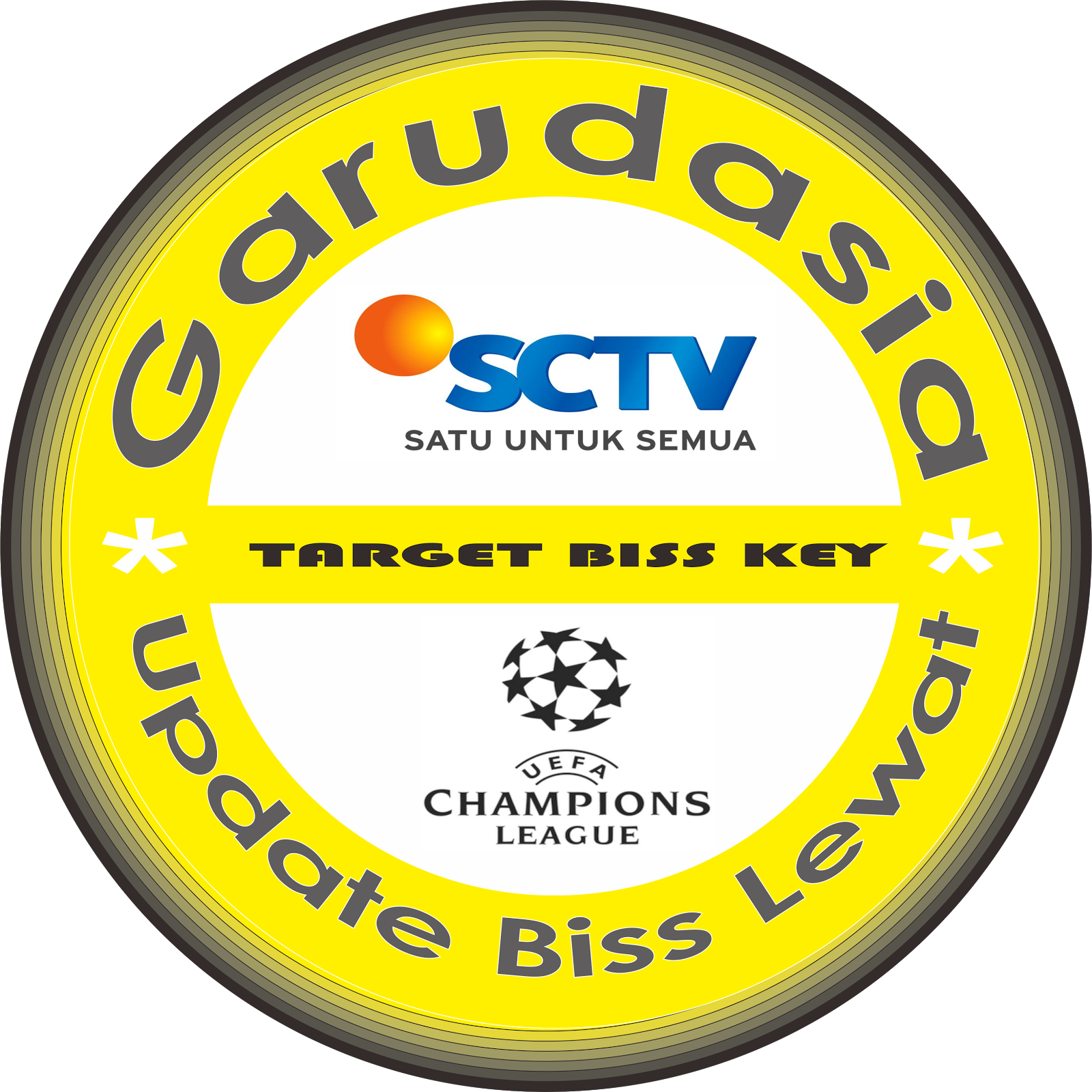 Biss Key SCTV , Bayern Munich vs FC Barcelona : Champions League