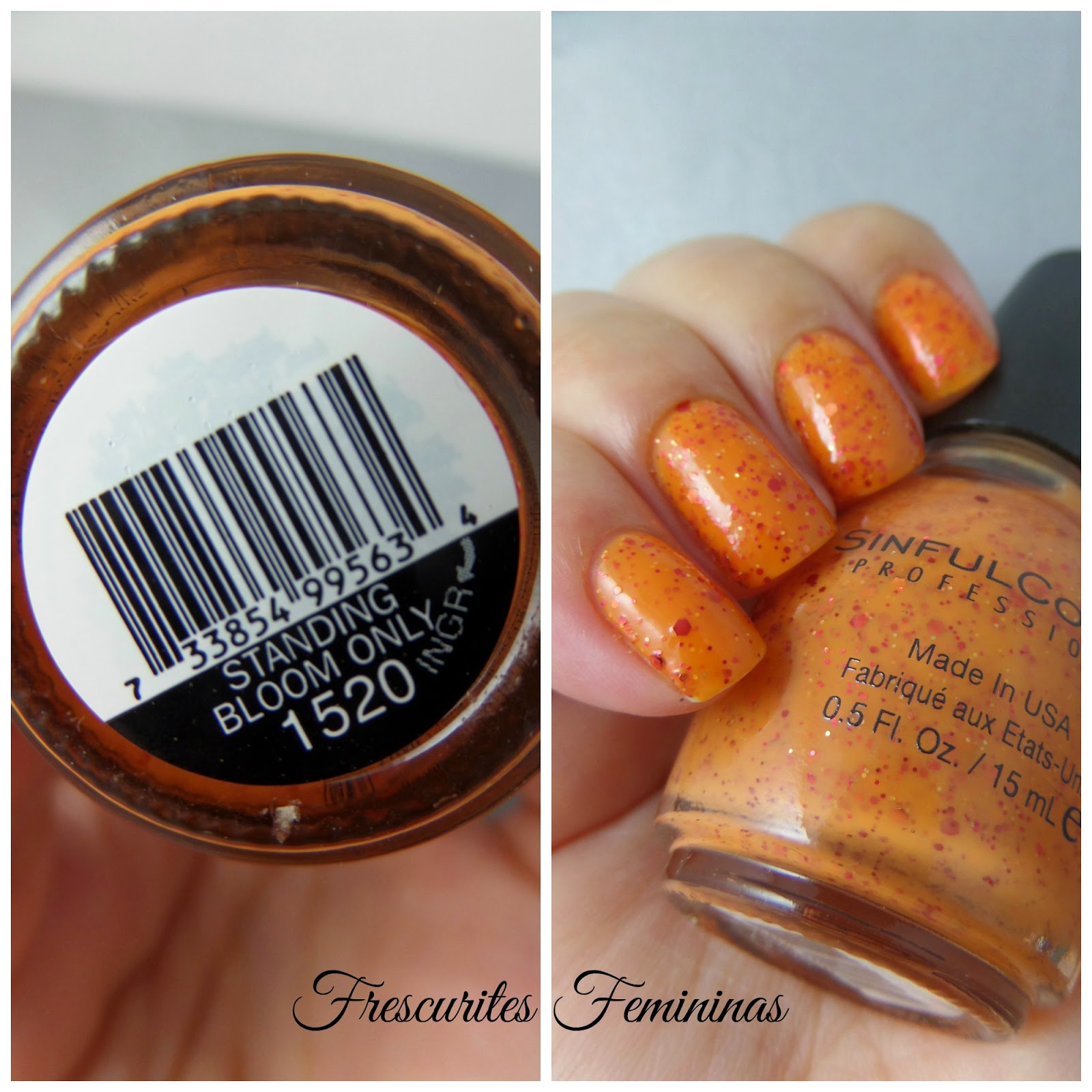 Sinful, Colors, Frescurites, Femininas, Standing, Bloom, Only, Nails, Nail, Polish, Esmalte