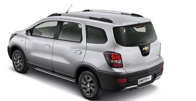 Review Mobil Chevrolet Spin