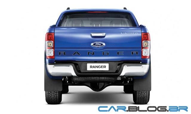 Nova Ford Ranger 2013 XLT Limited 3.2 Diesel