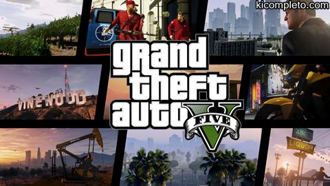 Grand Theft Auto 5 V Five