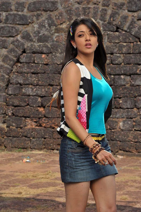 kajal agarwal from businessman hot images