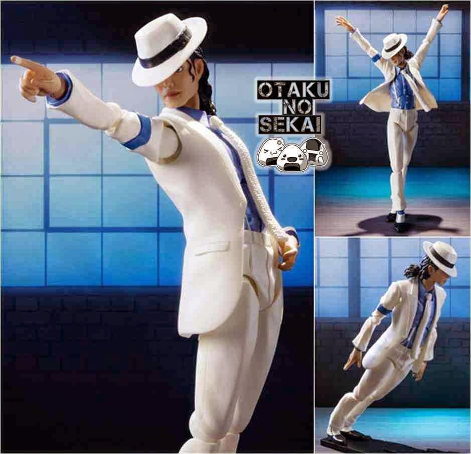 S.H. Figuarts Michael Jackson