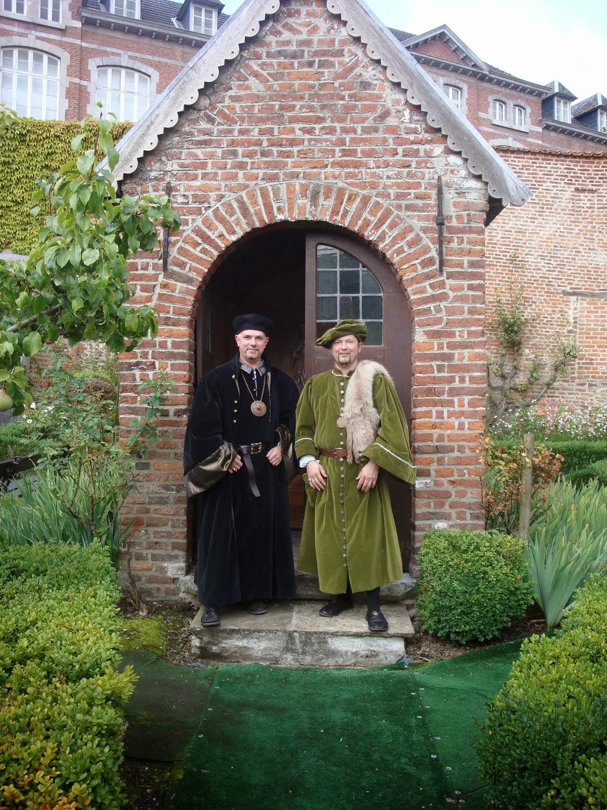 Nostradamus et Adam de St Rémy