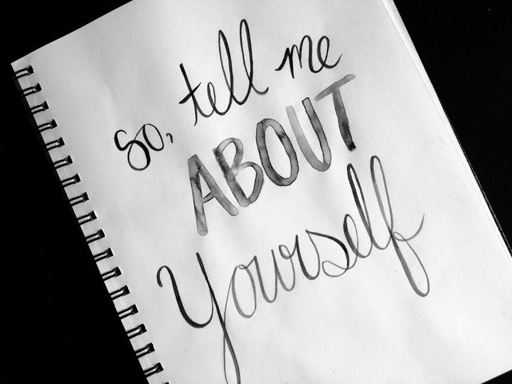 về bản thân