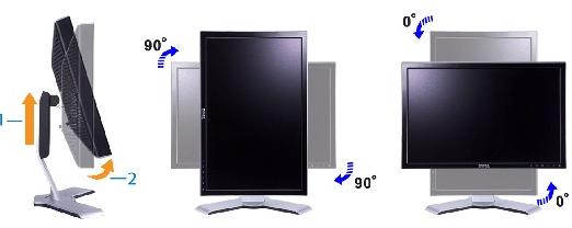 كيف يمكنك تدوير الشاشة على جهاز الكمبيوتر أو اللاب توب الخاص بك