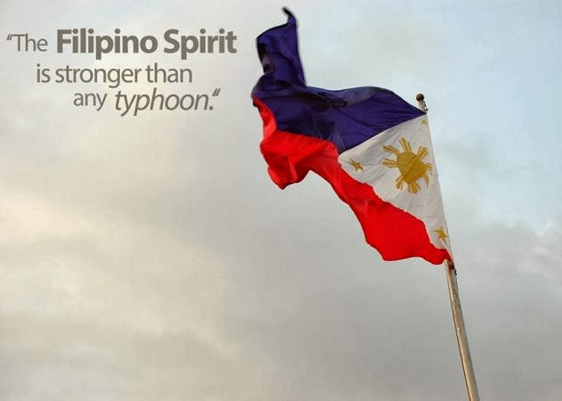 the filipino spirit is stronger than
