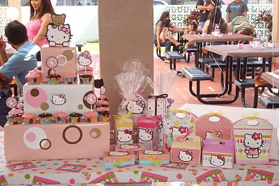 hello kitty baby shower ideas anyone got anymore for me ideas are