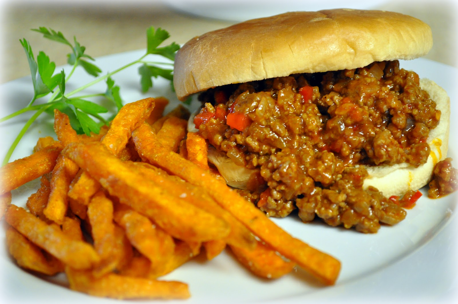 how to cook sloppy joes