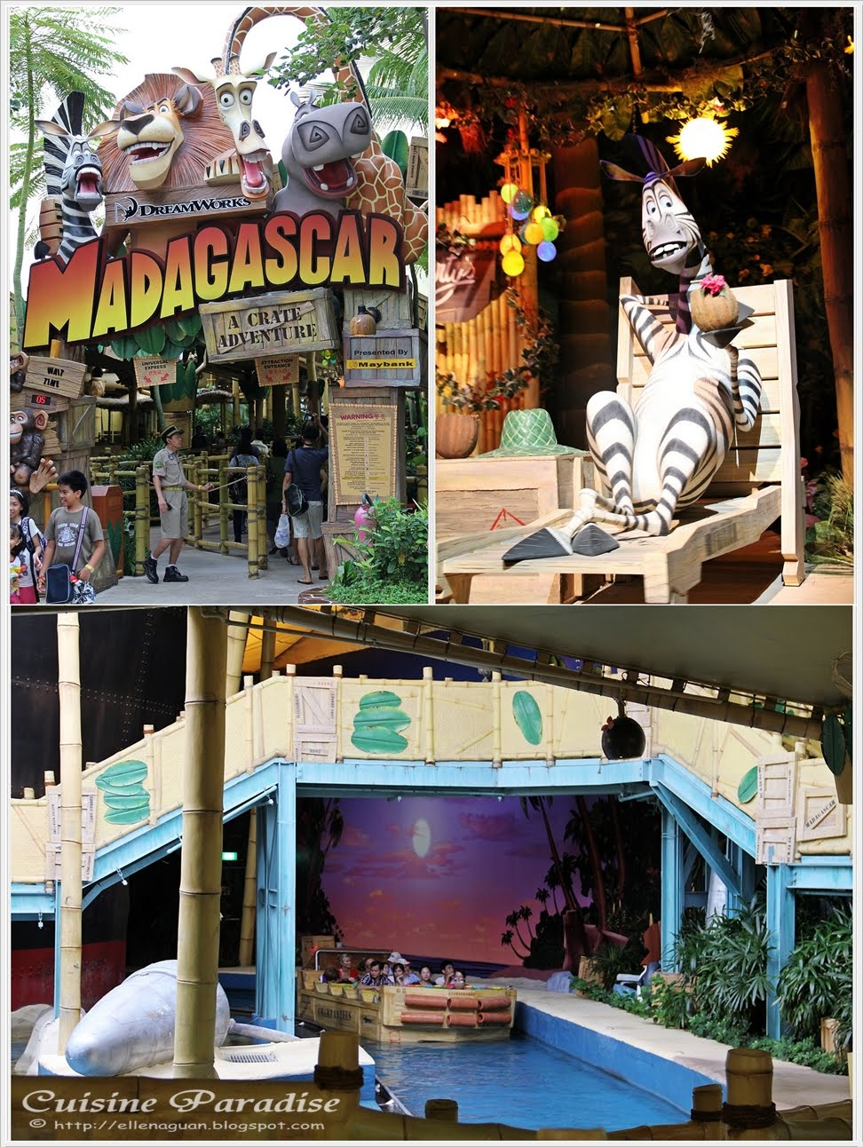 cuisine paradise eat shop and travel a day at the universal studios singapore plus. Black Bedroom Furniture Sets. Home Design Ideas