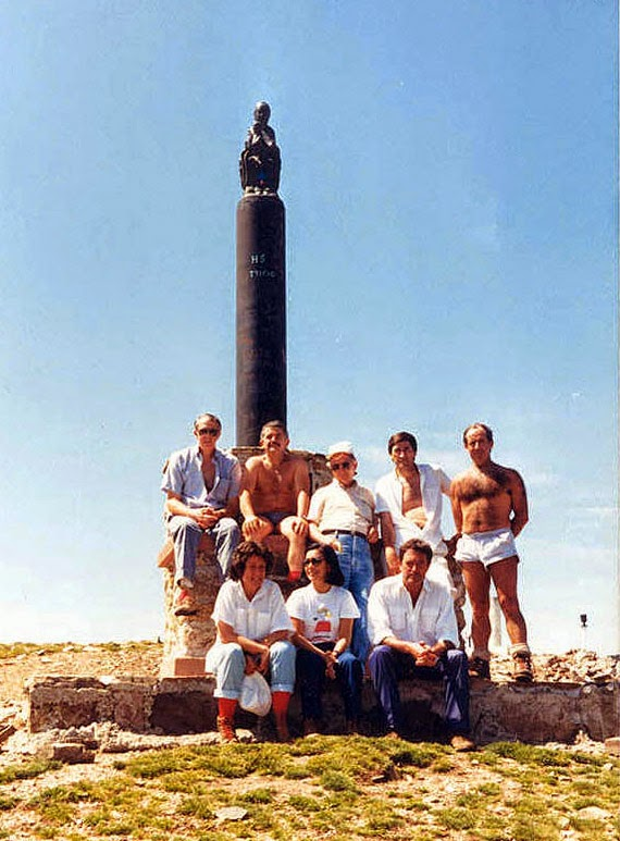 Pico San Lorenzo, 1987