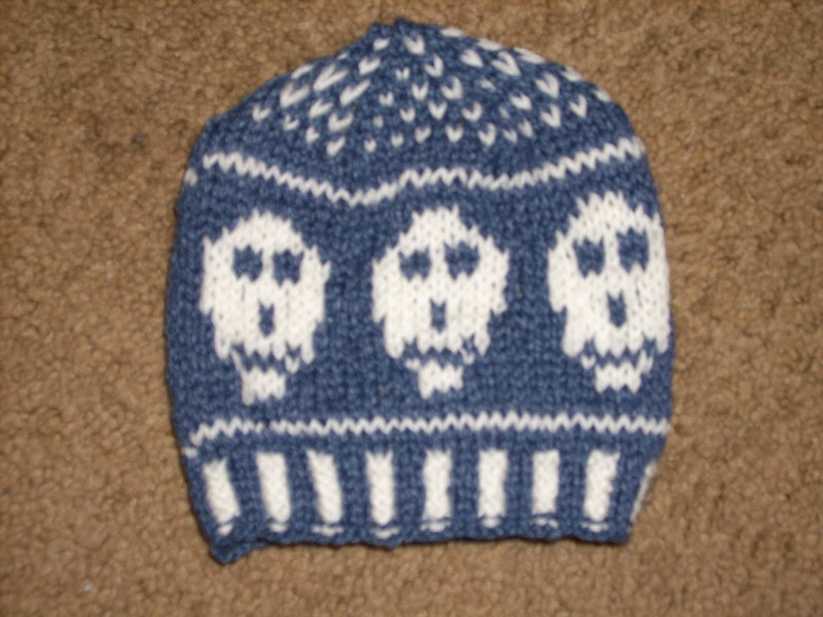 Crochet Pattern Testers : SmoothFox Crochet and Knit: Testers Pictures of 2 knit hat ...