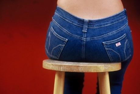 Otot-otot Bokong Bisa Menyusut Jika Kebanyakan Duduk [ www.BlogApaAja.com ]