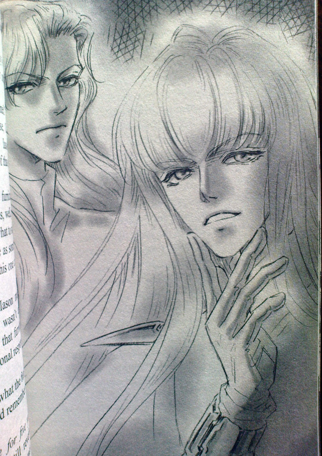 The yaoi flames within me ai no kusabi volume 7 fandeluxe Gallery