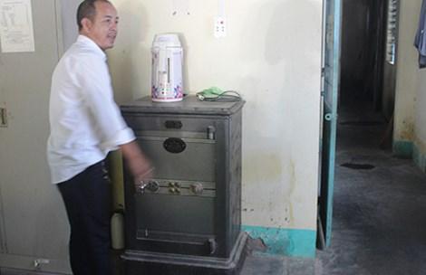Gia Lai: Trộm khoắng cả chục tỉ đồng trong két sắt ở Phố núi Pleiku