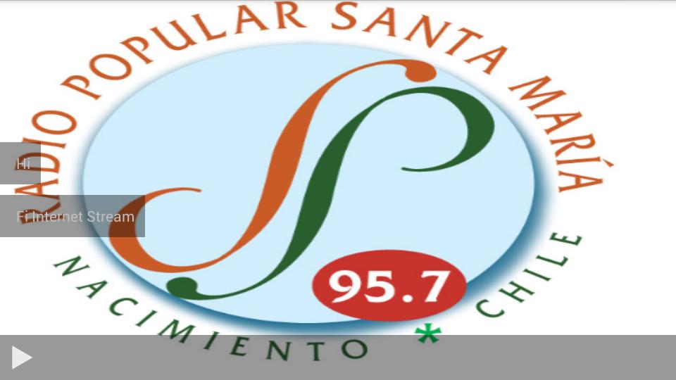 Logo Radio Camila