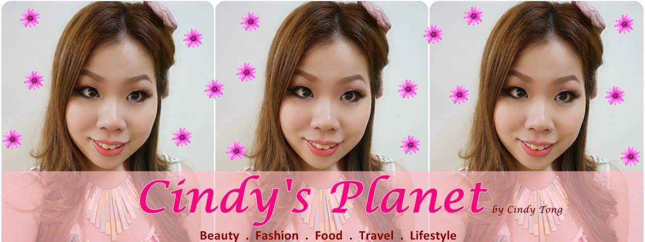Cindy's Planet : Beauty, Fashion, Food, Travel & Lifestyle Blogger Malaysia