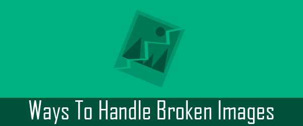 Broken image handling using jQuery and Javascript