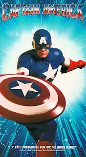 Capitão América - 1990