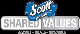Scott Shared Values Logo