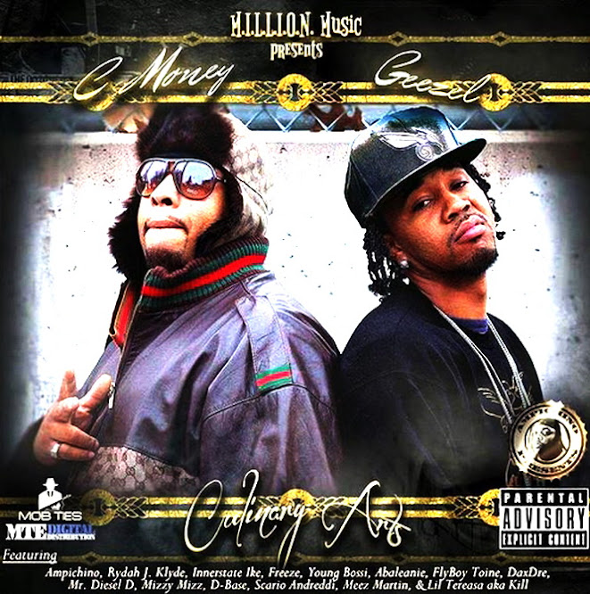 C Money & Geezel - Culinary Arts (2015)