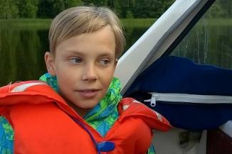 O zi din viața lui Mihai Smicală, captiv în sistemul de protecția copilului din Finlanda