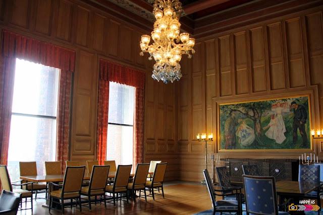 Oslo - hôtel de ville - Radhuset