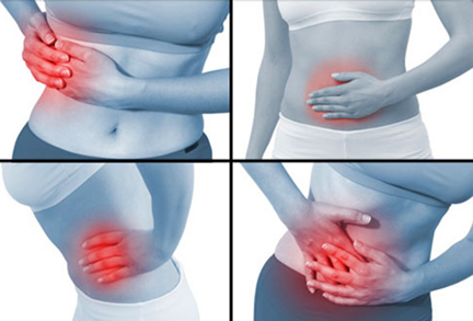 what is appendicitis and what side is your appendix on female, Human Body