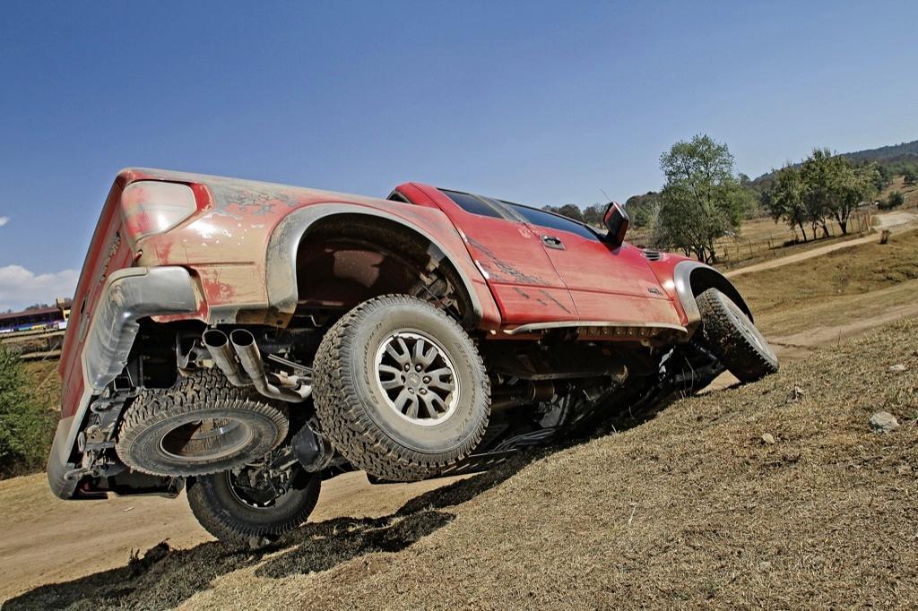 Ford Lobo Raptor SVT: prueba a fondo