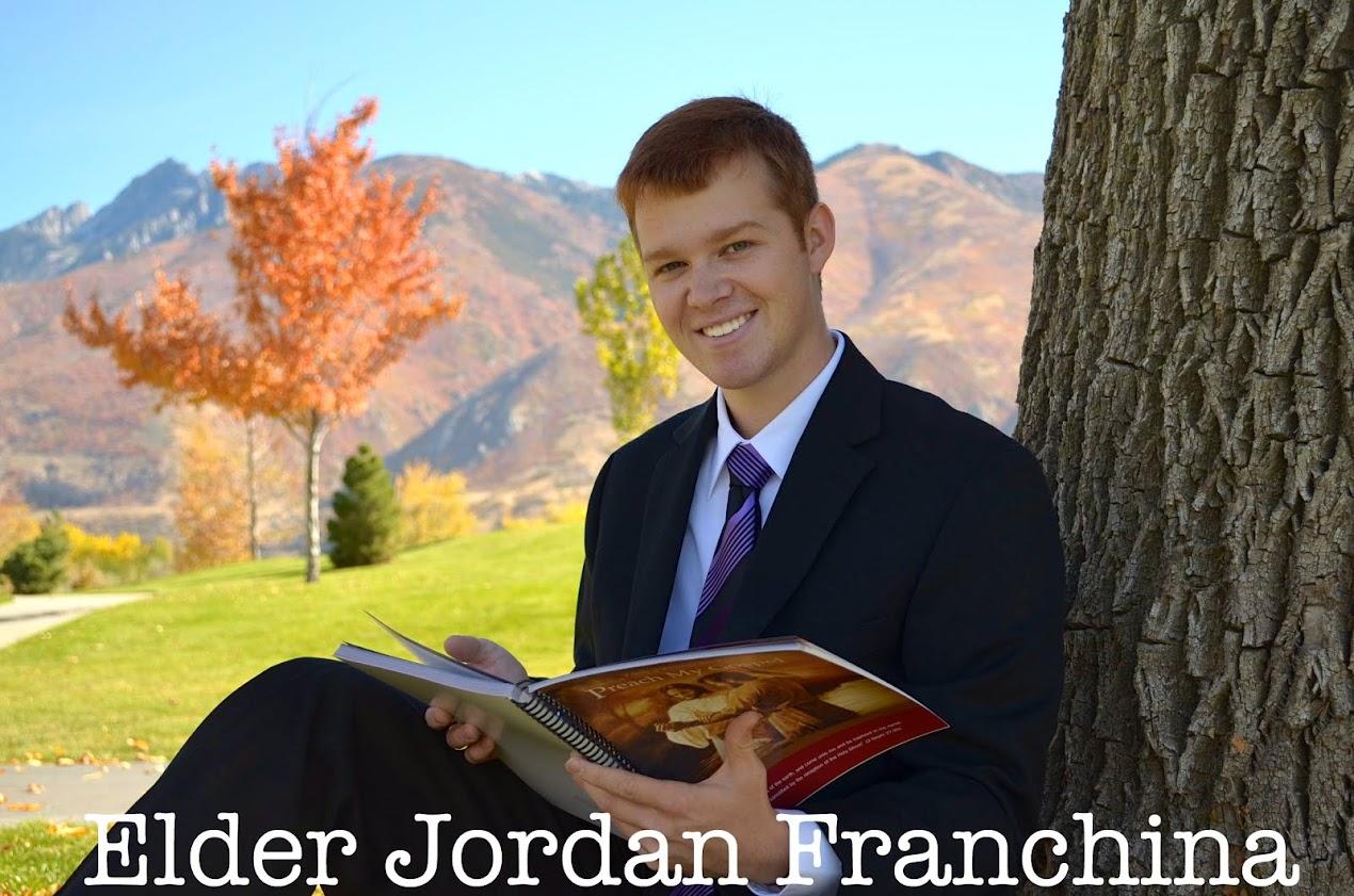 Elder Jordan Franchina