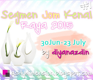 Segmen Jom Kenal Raya by ASDYdimension