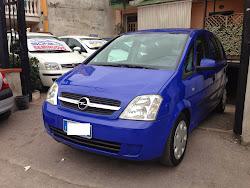 Opel Meriva 1.4 club  Anno 2005 90.000 km 3.200,00 euro (Possibilità di Imp.GPL )