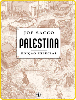 PALESTINA, de Joe Sacco.
