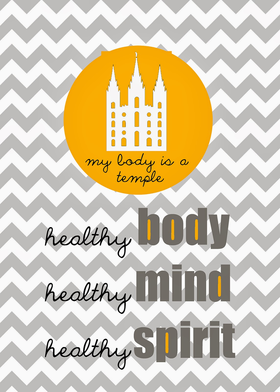 the body is a temple Depicts the dangers of harmful habits and substances.