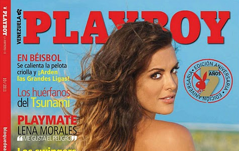 Christina Dieckman Revista Playboy Venezuela Octubre 2011