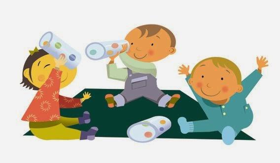 Actividades para Educación Infantil: Juegos para niños-as de 0 a 2 ...