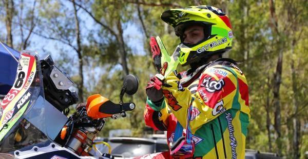 Dakar Por Bolivia - Chavo Salvatierra - Rally Dakar