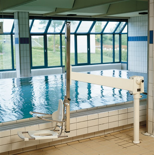 Hydrotherapy Pool Hoist